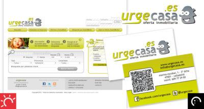Identidad «Urgecasa»