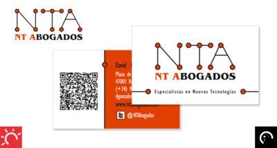 Tarjetas «NT-Abogados»