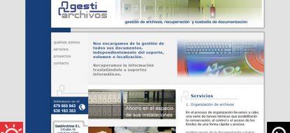 GestiArchivos s.l.