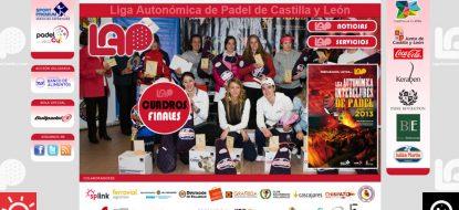 LAP · Liga Autonómica de Padel de Castilla y León