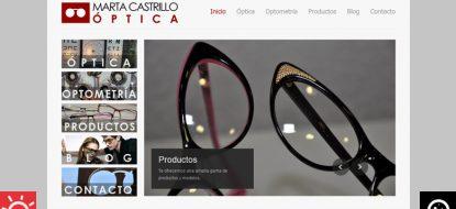 MARTA CASTRILLO · Óptica