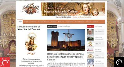 Santuario Diocesano de Nuestra Señora Del Carmen
