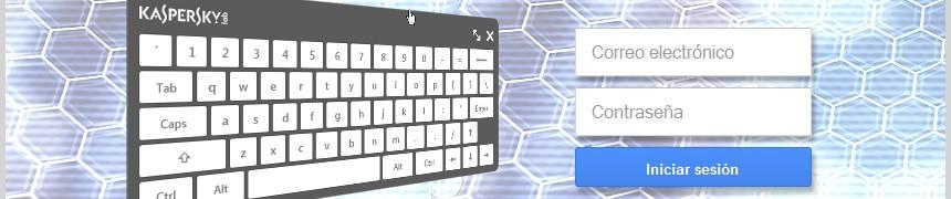 ¿Qué es un teclado virtual?
