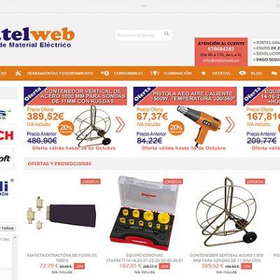MATELWEB Ecommerce