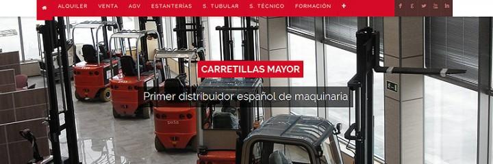 Carretillas Mayor