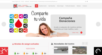 Centro de Hemoterapia y Hemodonación de Castilla y León