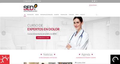 Sedolor, Sociedad Española del Dolor